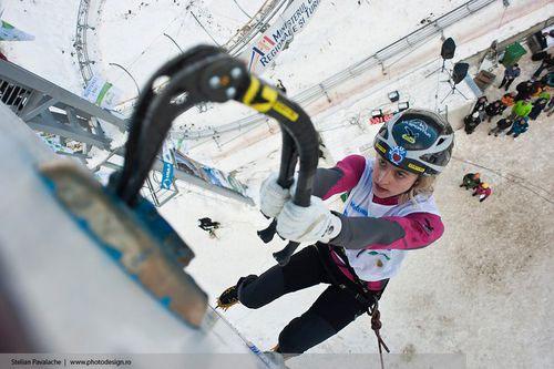 Höher und höher mit Angelika Rainer