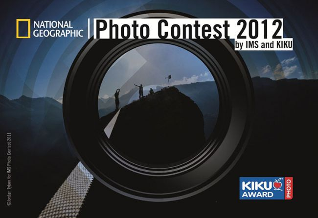 IMS startet NATIONAL GEOGRAPHIC Photo Contest 2012