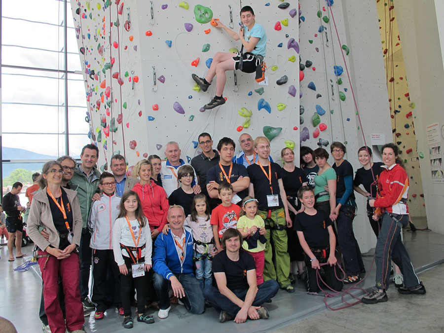 Ich will da rauf! – Außergewöhnliche Kletterer/innen in Brixen