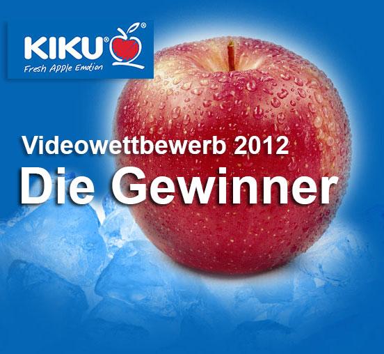 Der KIKU®-Videowettbewerb 2012