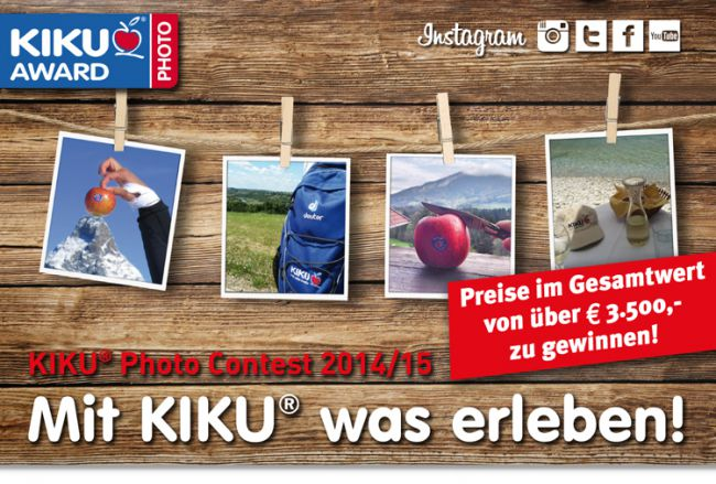 KIKU® Photo Award 2014/2015 (DE)
