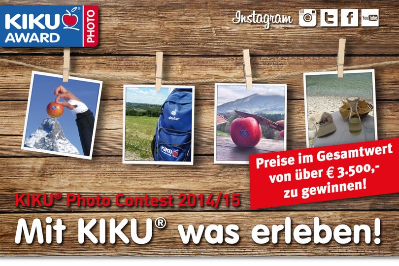 KIKU® Photocontest 2014 – 2015